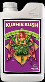 Kushie Kush Plant Nutrients : Best Medical Marijuana Growing Fertilizer