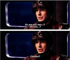 Why I love Captain America
