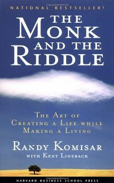 The Monk and the Riddle, Randy Komisar