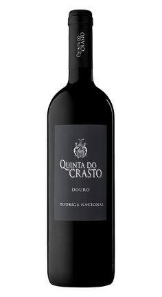 Vinho Tinto Touriga Nacional da Quinta do Crasto