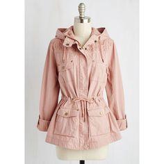 Blush Anorak Jacket