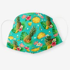 Fruit Pattern, Fashion Mask, Halloween Masks, Mask For Kids, Clothing Patterns, Sensitive Skin, Snug, Girly, Delicate