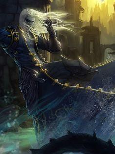 gabriel belmont | Tumblr Castlevania Wallpaper, Castlevania Anime, Castlevania Lord Of Shadow, High Fantasy, Dark Fantasy Art, Trevor Belmont, Lord Of Shadows, Elves Fantasy, Vampire Art