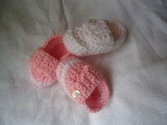 MIL WHITE AZAHARES: moccasin slipper crochet step by step
