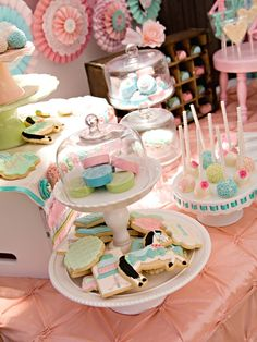 LaLa's 4th Birthday {Vintage Pony Soiree}