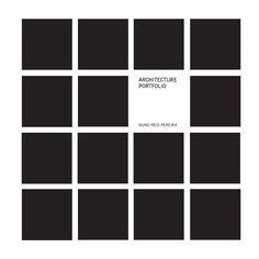 Architecture Portfolio collection of works | Nuno Reis Pereira