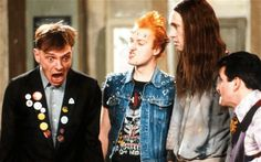 Rik Mayall's 10 best performances. The Young Ones. Both funny and disgusting. In other words, British humor.