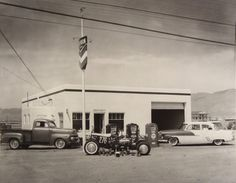 Vintage shots from days gone by! - Page 3 - THE H.A.M.B.