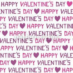 Valentines Day created by Martina Stadler offered as a vector file on patterndesigns.com