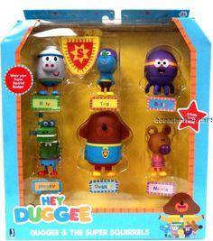 Kleid Me Verkleidung Duggee Figur Hey Duggee