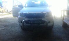 2011 Toyota Hilux 2.5L Double Cab 4x4