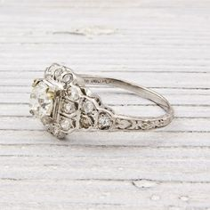 love antique rings