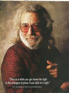 Rock N Roll Music, Rock And Roll, Jerry Garcia Band, Dead And Company, Forever Grateful, Grateful Dead, Interesting Faces, Music Love, Good Thoughts