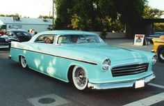 troy trepanier cars | 1956 Chrysler Windsor Cars Richard Zocchi 39 s Custom Cars