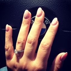 short Almond stiletto nails are not bad... its the birdy cruela devil nails that are bad