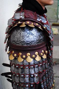 Armadura bizantina