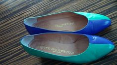 Vintage Pertti Palmroth Green Blue Shoes from Finland. Court Shoes, Blue Shoes, Finland, Birkenstock, Blue Green, History, Sandals, Vintage, Fashion