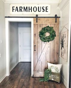 Repose Gray with Farmhouse style.
