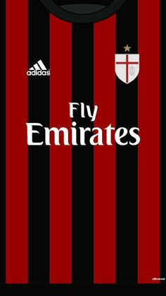 AC Milan 15-16 kit home