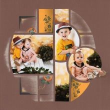 Photo Collage Puzzles made from your own photos. Make a Photo Collage Puzzle from your own pictures. Album Photo Scrapbooking, Mini Scrapbook Albums, Disney Scrapbook, Digital Scrapbooking, Scrapbook Templates, Scrapbook Designs, Scrapbook Page Layouts, Scrapbook Pages, Make A Photo Collage