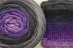 color way: Warlock; use with Heart of Winter shawl pattern on Ravelry