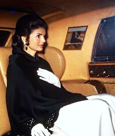 Evening Out - These Rare Photos of Jackie O Are So Touching - Photos