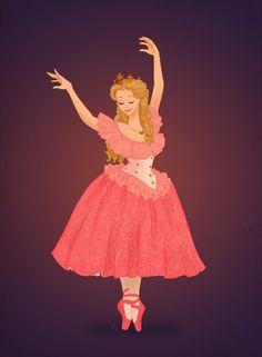 Barbie and the Nutcracker - Clara by Swirk on DeviantArt Pretty Art, Cute Art, Dreamworks, Barbie Drawing, Barbie Movies, You're Beautiful, Disney Art, Fairy Tales, Fanart