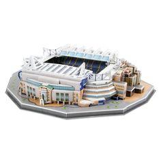 Chelsea F.C 3D Stadium
