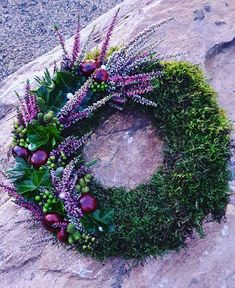 Christmas Wreaths, Xmas, I Love Winter, Hem, Garden Inspiration, Advent, Floral Wreath, Seasons, Holiday Decor