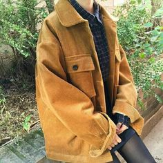 Korean Fashion – How to Dress up Korean Style – Designer Fashion Tips Fashion Mode, Grunge Fashion, Look Fashion, 90s Fashion, Korean Fashion, Autumn Fashion, Fashion Outfits, Ulzzang Fashion, Looks Style