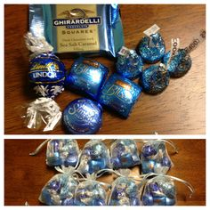 Baby Boy Shower Party Favors!