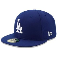 6fd55e7ee786a Los Angeles Dodgers New Era Authentic Collection On Field 59FIFTY  Performance Fitted Hat - Royal