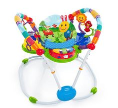 Baby Einstein Activity Jumper Special Edition, Neighborhood Friends - Baby Einstein jumper
