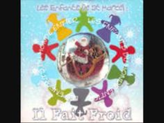 Chanson de Noel : IL FAIT FROID French Christmas, Winter Christmas, Holiday, French Posters, French Songs, Christmas Videos, French Classroom, French Resources, French Immersion