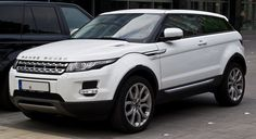 Leaked Photos of the Range Rover Velar reveal the look of a Luxury SUV
