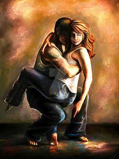 Bailar, ballare, dance