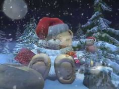 Friends Forever Bears Christmas - When magic really happens :o) - YouTube