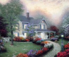 Thomas Kinkade Painting 130.jpg