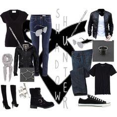 Shadowhunter clothes I guess