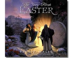 While the bunnies and the eggs are fun...it is important to me that my children know the REAL meaning of Easter!