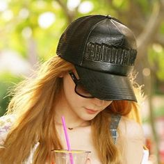 00e0c2f541a6c Cool Men Women Black Leather Fashion Baseball Caps and Hats for Sale  SKU-158312 Sombreros