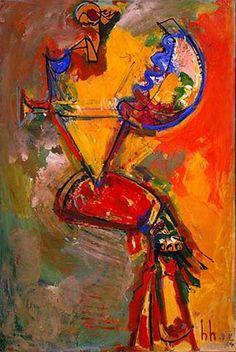 Artist of the month Hans Hofmann Abstract and Contemporary Art Joan Mitchell, Franz Kline, Jackson Pollock, Willem De Kooning, Jasper Johns, Robert Motherwell, Ludwig Meidner, Hans Hofmann, Modern Art