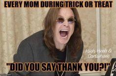 Funny Halloween Memes, Holiday Meme, Family Holiday, Holiday Fun, Pumpkin Man, Fb Memes, Halloween Celebration, One Pan Meals, Black Sabbath