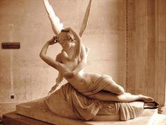 Antonio Canova, Cupid and Psyche, 1787