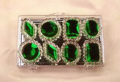 Emerald Green Edible Jewels