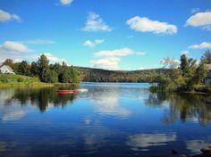Silver Lake, Vermont   Love scenery's