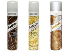 Batiste Dry Shampoo - Retro packaging draws you in, but a color-tinted, oil-abolishing formula earns this root spray a permanent spot on your bathroom shelf. Available at ulta.com, $9.