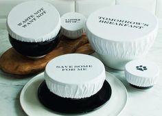 Original |BowlOvers™ Reusable Covers for Bowls - An eco-friendly alternative to plastic wrap