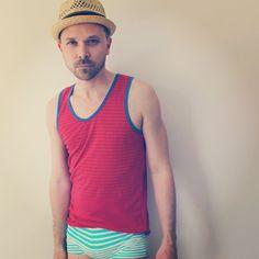 Dapper Stuff: Mr. Turk Swimwear
