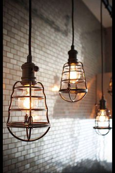 Check Out These Cool Vintage Style Cage Lights They Make Terrific Accent Lamps Customers Say Love Them In The Kitchen Stair Well And Bat Rec